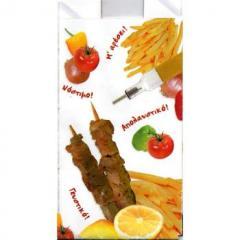 Άρτινες Σακούλες για Ψητοπωλεία / Fast food /