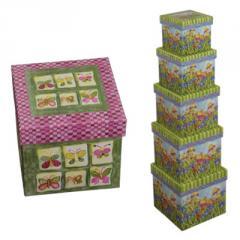Διακοσμητικά Κουτιά  Χάρτινο Πεταλούδες