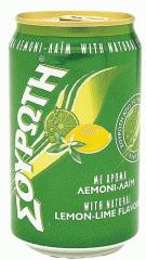 Νερό Σουρωτη με άρωμα λεμονι
