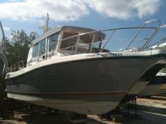 Motor boat 26 PATROL