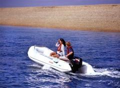 Σκάφη νέας γενιάς 350 VIB