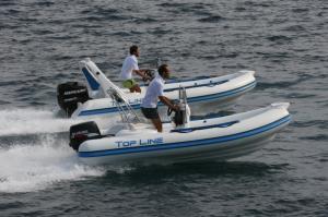 Μικρό σκάφος Max 450