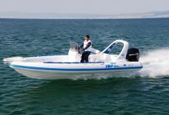Σκάφος Pegasus 23 Tourism