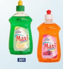 Υγρά καθαριστικά πιάτων 500ml №301