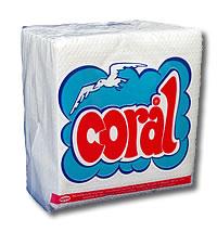 Χαρτοπετσέτες Coral