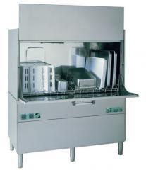 Πλυντηρια Σκευων Βαρειας Κατασκευης Σειρας Lp