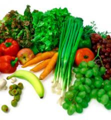 Βιολογικά προϊόντα, τρόφιμα