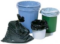 Πλαστικές τσάντες σκουπιδιών