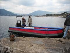 Πλαστικές βάρκες