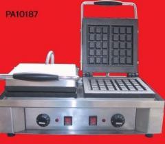 Βαφλιερα (PA 10187) διπλή ηλεκτρική