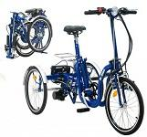 Τρίκυκλο ηλεκτρικό ποδήλατο Di Blasi