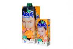 Πορτοκάλι από 100% φυσικό χυμό ελληνικών