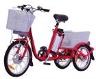 Ηλεκτρικό Ποδήλατο Πόλης Σειράς ΕΒ - CARRIER