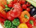 Ντομάτα, Αγγούρι, Πιπεριά, Μελιτζάνα, Κρεμμύδι, Πατάτα, Κολοκύθι, Κουνουπίδι, Μπρόκολο, Λάχανο, Μαρούλι