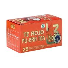Bio 3 Red Tea 25 sachets