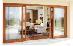 Ξύλινα κουφώματα και Εσωτερικές πόρτες