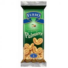 Palmiers - Hazelnut French Hearts