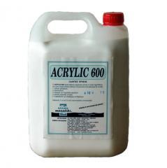 Πρόσμικτα Μπετόν ACRYLIC 600