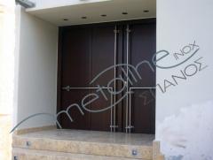 Πόρτες Εισόδου - Χειρολαβές - Γκαραζόπορτες