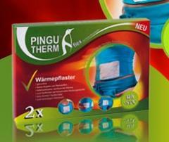 Αυτοκόλλητο θερμικό επίθεμα PinguTherm