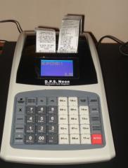 Φορολογικές ταμειακές μηχανές επιτραπέζιες