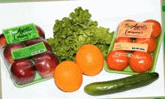 Βιολογικά φρούτα και λαχανικά από τηυν Ελλάδα