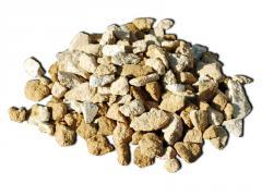 Natural stones Gravels Mandras