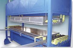 Εξειδικευμένη μηχανή για την διακόσμηση φύλλων