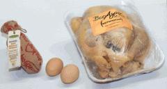 Βιολογικά κρεατα, αυγα και αλλαντικα υψηλής