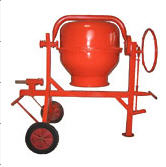 Reducer cement mixers