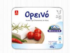 Λευκό τυρί Ορεινό από αγελαδινό γάλα