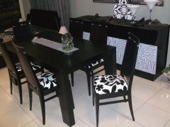 Σετ (Τραπέζι/Καρέκλα/Μπουφές)