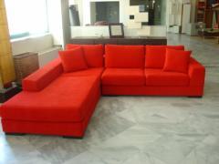 Καναπές γωνία BRANDON