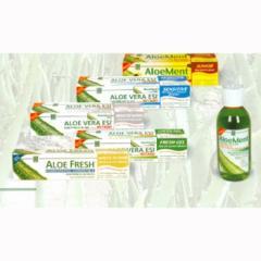Αλόη για στοματική υγιεινή
