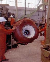 Στροβυλοσυμπιεστέςαπό κατασκευαστές Napier, Brown Boveri (