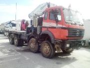 Φορτηγά 4144 8X8 ΜΕ ΓΕΡΑΝΟ
