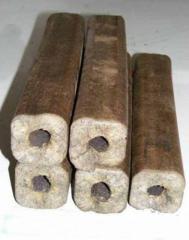 Ξυλομπριγκετες / Wood Briquettes