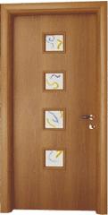 Εσωτερικές πορτες ξύλινες