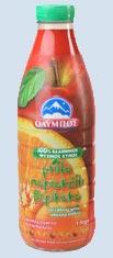 Χυμός Μήλο-Πορτοκάλι-Βερίκοκο από 100 % ελληνικό