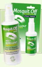 Εντομοαπωθητικό σε spray 120 ml για εύκολη