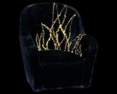 Πολυθρόνα efeli Fiber Armchair