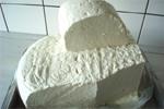 Φρέσκο τυρί Τυρομάλαμα Μαλάκα από αιγοπρόβειο γάλα