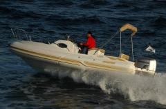 Σκαφος Spirit 550