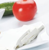 Παραδοσιακό ελληνικό τυρί  Ανθότυρο από τυρόγαλο