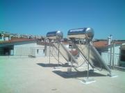 Ανοξείδωτοι Ηλιακοί Θερμοσίφωνες