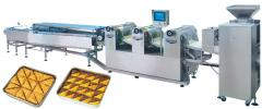 Dough preparatory equipment
