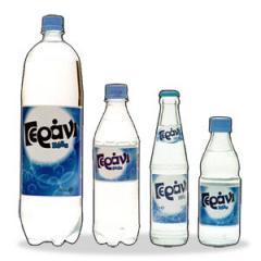 Αεριούχο νερό της Κρήτης