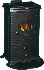 Θερμάστρα Πολυτελείας Ξύλου από Μαντέμι S 115