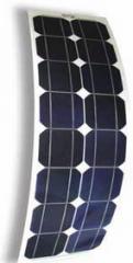 Εύκαμπτα Φωτοβολταϊκά για σκάφη και στέγες