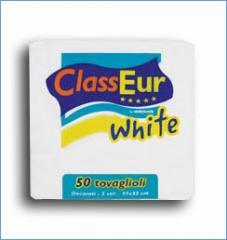 Χαρτοπετσετες Classeur  2V 50p